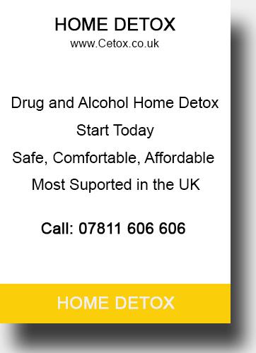 Drug home detox